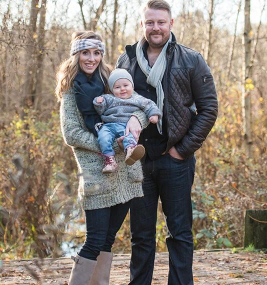 Vancouver Photographer Lindsey Donovan Family Photography